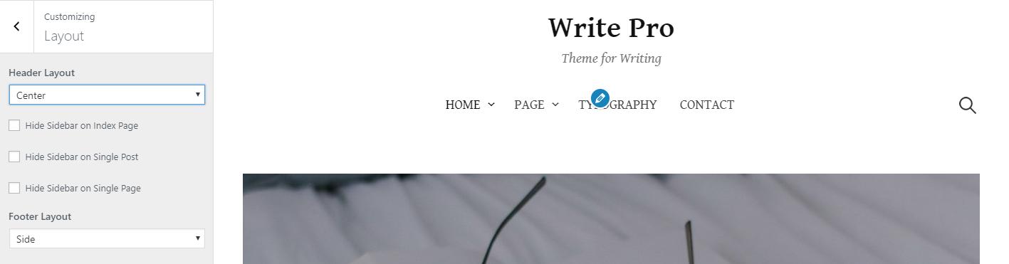 Write Theme Documentation   Themegraphy