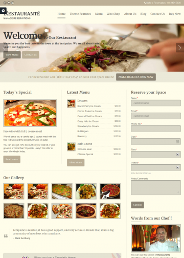 templatic.com-demos-restaurante